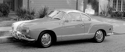 Top 10 affordable classic cars blog - volkswagen karmann ghia photo by randy laybourne on unsplash
