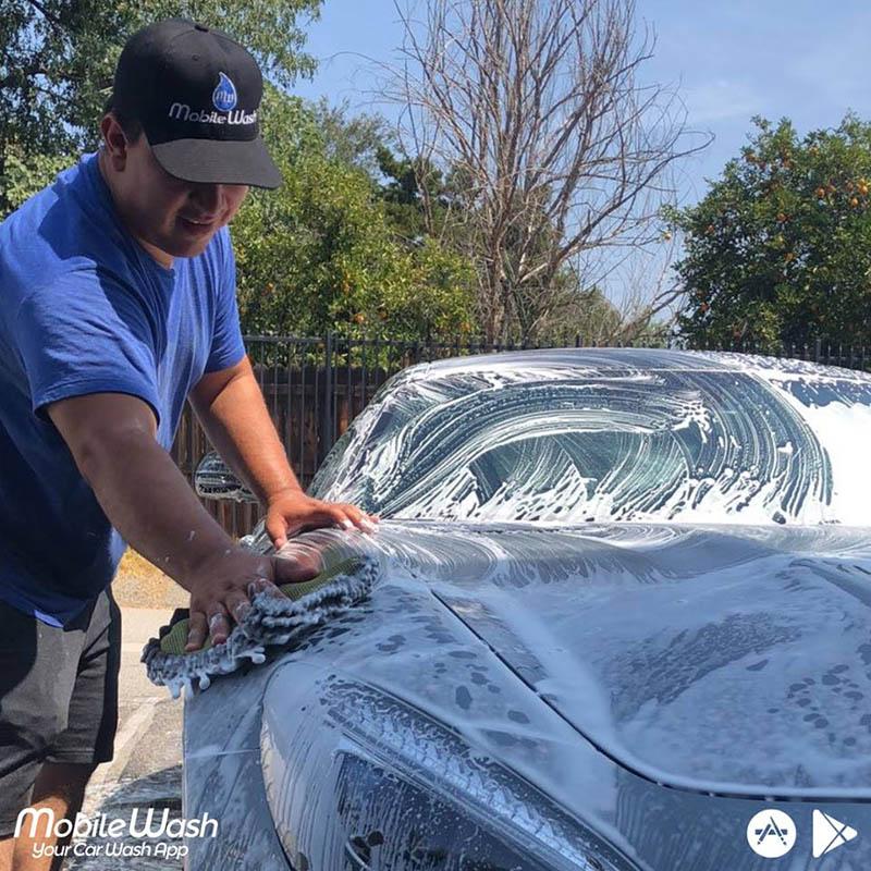 a Car Wash App