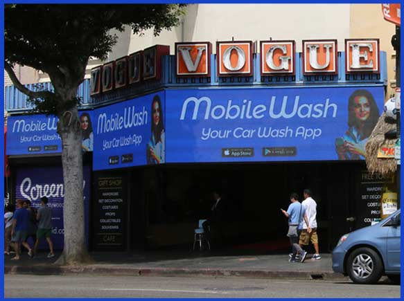 downtown los angeles mobile carwash
