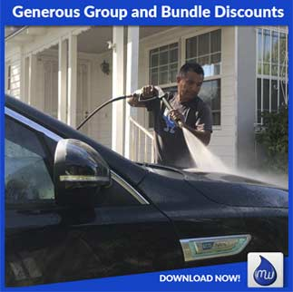 generous group and bundle discounts