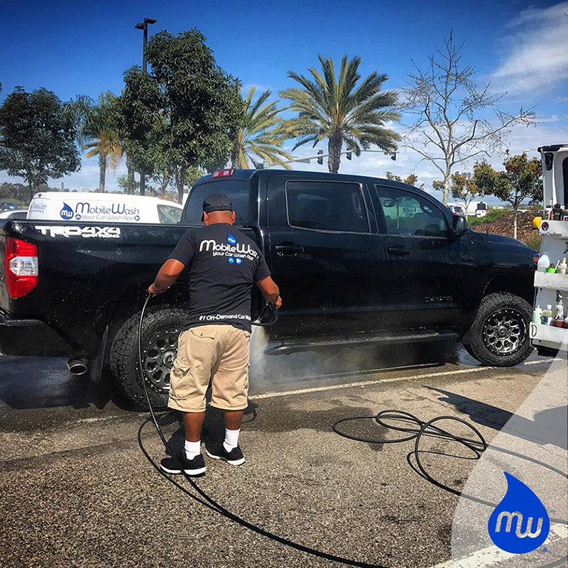 a car wash near Pomona | Mobile Wash