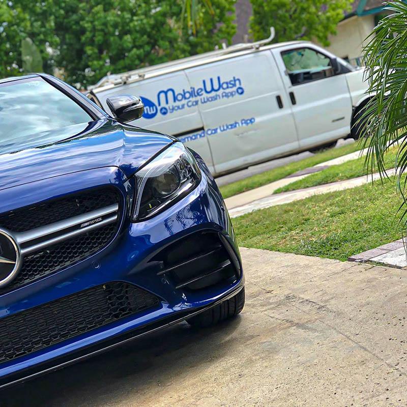 quality car wash near Glendale | Mobile Wash