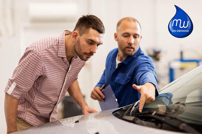 MobileWash Car Maintenance Advice