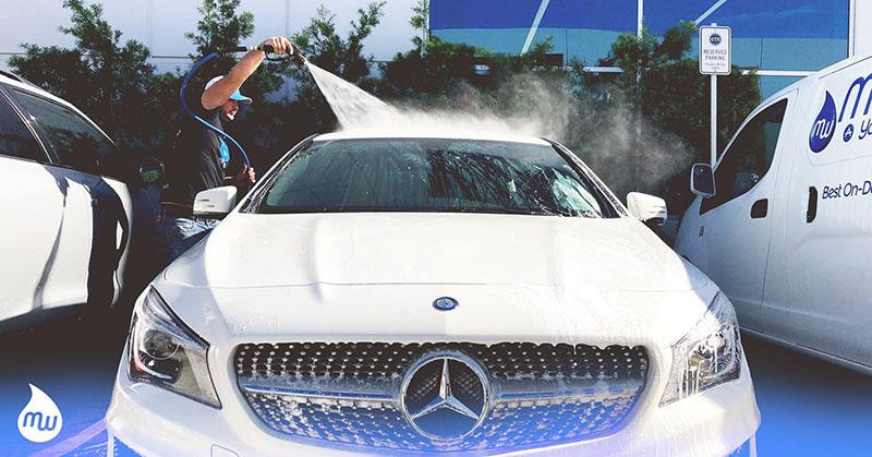 hand car wash near me | Mobile Wash