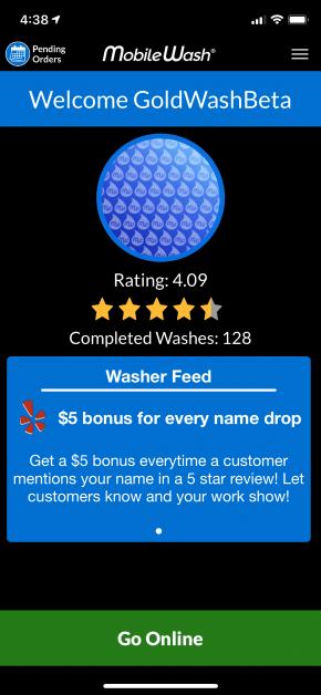 Car Wash App | Mobile Wash