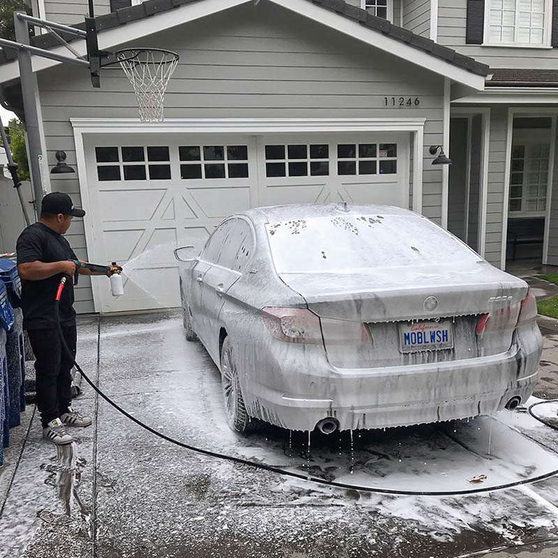 a mobile car wash near Pasadena | Mobile Wash